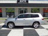 2010 Classic Silver Metallic Toyota Highlander Limited #94054223