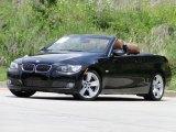 2009 Jet Black BMW 3 Series 335i Convertible #94054142