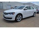 2014 Candy White Volkswagen Passat 1.8T SE #94054200