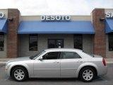 2005 Bright Silver Metallic Chrysler 300 Touring #9395036