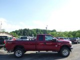 2015 Ruby Red Ford F250 Super Duty XLT Crew Cab 4x4 #94090079