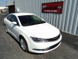 2015 Bright White Chrysler 200 Limited #94090604