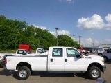 2015 Oxford White Ford F250 Super Duty XL Crew Cab 4x4 #94090078