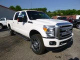 2015 Ford F350 Super Duty Platinum Crew Cab 4x4 Data, Info and Specs