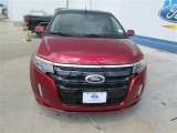 2014 Ruby Red Ford Edge Sport #94090148