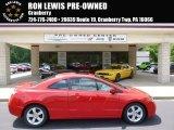 2007 Rallye Red Honda Civic EX Coupe #94090253