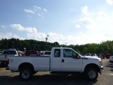 2015 Oxford White Ford F250 Super Duty XL Super Cab 4x4 #94090075