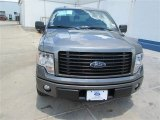 2014 Sterling Grey Ford F150 STX SuperCab #94090144