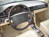 1989 Mercedes-Benz E Class Interiors