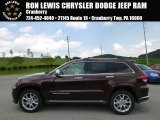2014 Deep Auburn Pearl Jeep Grand Cherokee Summit 4x4 #94090242