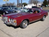 Mercury Cougar 1971 Data, Info and Specs
