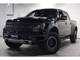 2014 Tuxedo Black Ford F150 SVT Raptor SuperCrew 4x4 #94090221