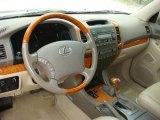 2003 Lexus GX Interiors
