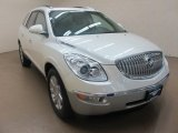 2009 White Diamond Tricoat Buick Enclave CXL AWD #94090040