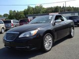 Black Clear Coat Chrysler 200 in 2014