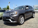2014 Granite Crystal Metallic Jeep Grand Cherokee Summit 4x4 #94090019