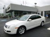 2008 White Suede Ford Fusion SE V6 AWD #94090473