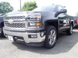 2014 Tungsten Metallic Chevrolet Silverado 1500 WT Regular Cab #94133375