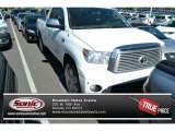 2012 Super White Toyota Tundra Limited Double Cab 4x4 #94133360