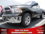 2014 Black Gold Pearl Coat Ram 1500 SLT Quad Cab #94133607