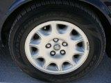 Jaguar XJ 2001 Wheels and Tires