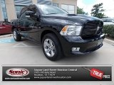 2012 Black Dodge Ram 1500 Sport Crew Cab #94133863