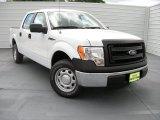 2014 Oxford White Ford F150 XL SuperCrew #94133702