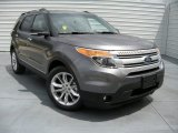 2014 Sterling Gray Ford Explorer XLT #94133701