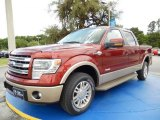 2014 Sunset Ford F150 King Ranch SuperCrew #94133509
