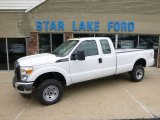 2015 Oxford White Ford F250 Super Duty XL Super Cab 4x4 #94133937