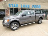 2014 Sterling Grey Ford F150 STX SuperCab 4x4 #94133935