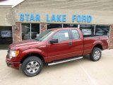 2014 Sunset Ford F150 STX SuperCab 4x4 #94133934