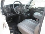 2014 GMC Savana Van Interiors