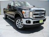 2015 Tuxedo Black Ford F250 Super Duty Lariat Crew Cab 4x4 #94175840