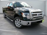 2014 Green Gem Ford F150 XLT SuperCrew #94175838
