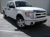 2014 Oxford White Ford F150 XLT SuperCrew #94175835