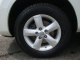 Nissan Rogue 2010 Wheels and Tires