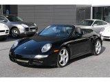 2005 Black Porsche 911 Carrera Cabriolet #924609