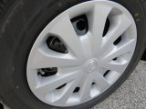 Nissan Versa Note 2014 Wheels and Tires