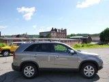 2012 Titanium Silver Kia Sorento LX AWD #94175726