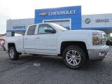 Summit White Chevrolet Silverado 1500 in 2014