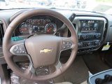 2014 Chevrolet Silverado 1500 LTZ Double Cab Steering Wheel