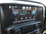 2014 Chevrolet Silverado 1500 LTZ Double Cab Controls