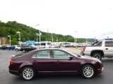 2011 Bordeaux Reserve Metallic Ford Fusion SEL V6 AWD #94175707