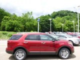 2014 Ruby Red Ford Explorer XLT 4WD #94175701