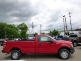2014 Race Red Ford F150 XL Regular Cab #94175699