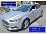 2013 Ingot Silver Metallic Ford Fusion SE #94175538