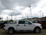 2014 Oxford White Ford F150 XLT SuperCrew 4x4 #94175692