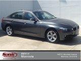 2014 Mineral Grey Metallic BMW 3 Series 328d Sedan #94175852