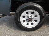 GMC Sierra 1500 2013 Wheels and Tires